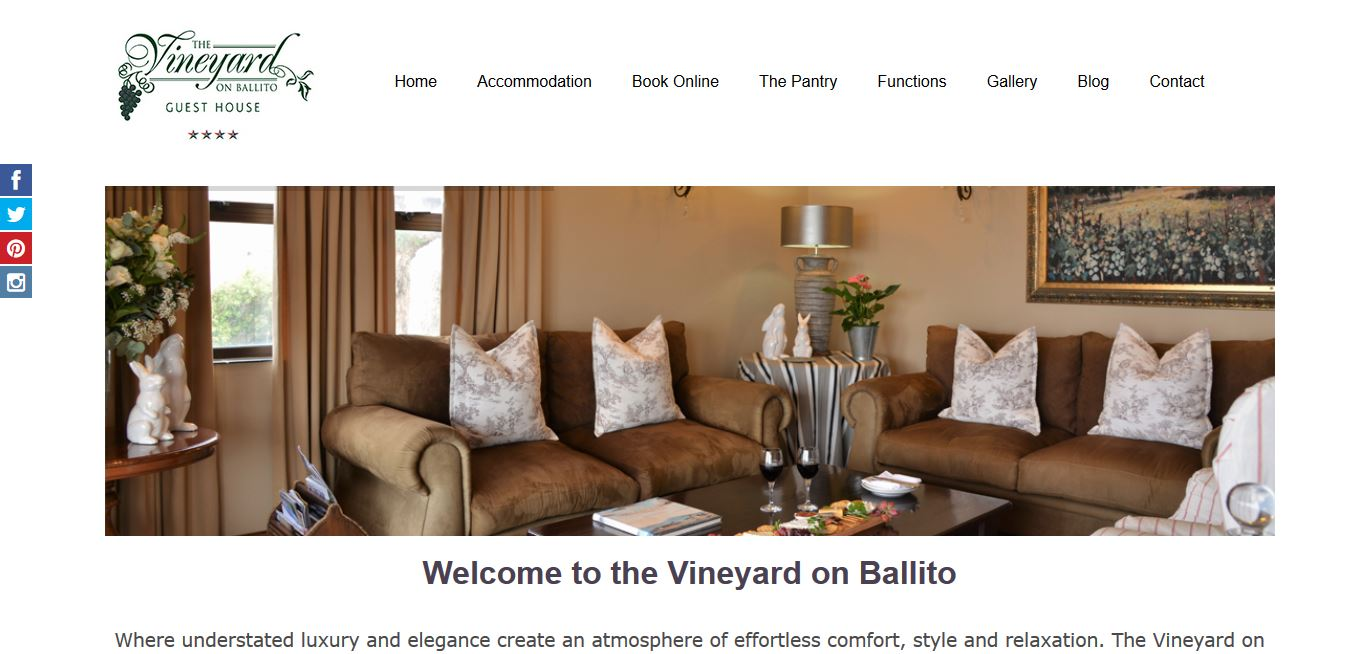 Website Design ballito