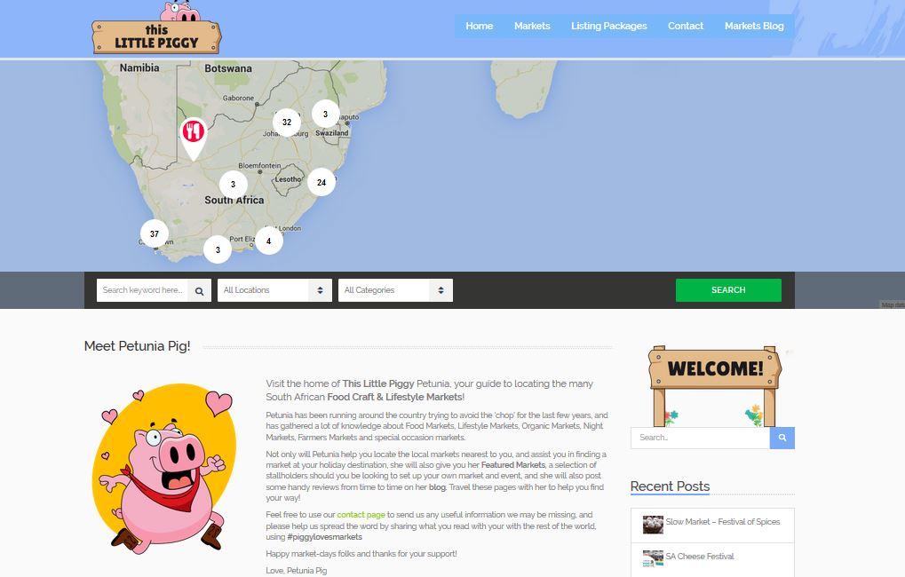 website design ballito
